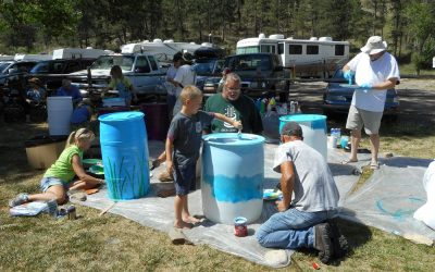 2019 Build Your own Rainbarrel Event