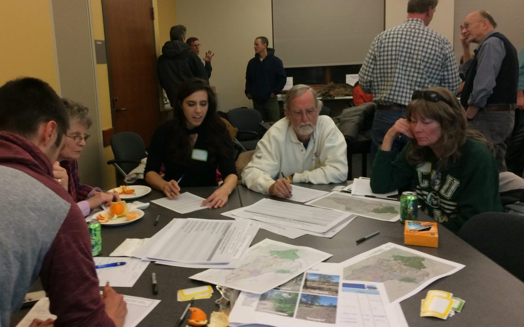 Forestry and Wildfire Risk Workshops